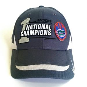 Gator Hat, UF University of Florida, 2008 Champs